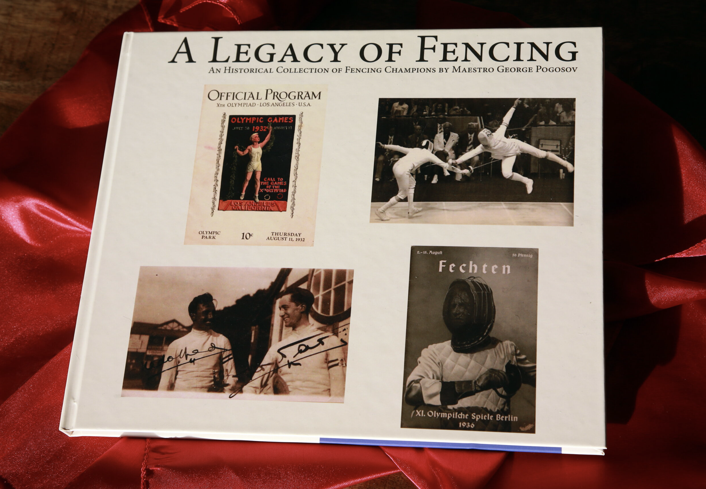 The Book: A Legacy of Fencing
